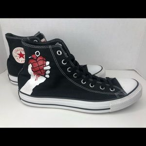 Converse Chuck Taylor Green Day American Idiot